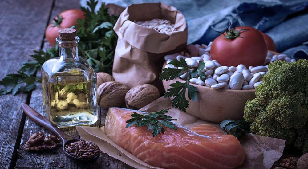 Dieta para colesterol