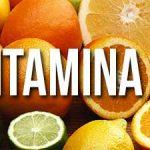 VITAMINA C – Importância, efeitos e alimentos ricos
