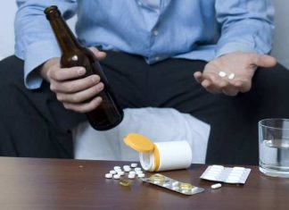 Álcool-medicamentos