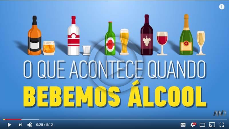 Álcool - vídeo