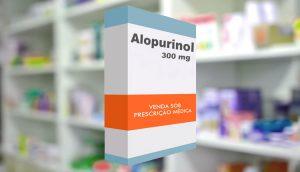 ALOPURINOL – Para Que Serve, Doses e Efeitos Colaterais