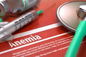 Anemia ferropriva – Anemia por carência de ferro