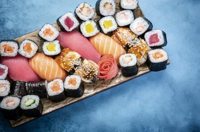 Verme do sushi