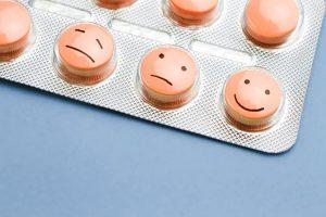 Antidepressivos (ISRS) – Escitalopram, Fluoxetina, Sertralina…