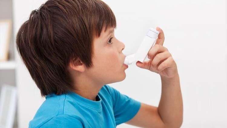 El 10 % de las personas asmáticas en el mundo son niños