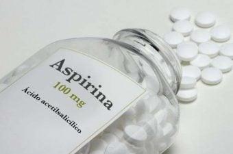 EFEITOS DA ASPIRINA (ácido acetilsalicílico)