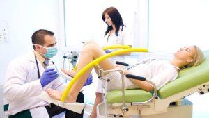 Exame ginecológico