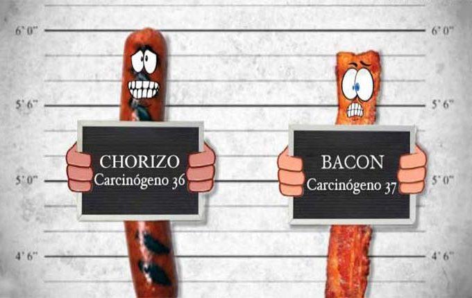 Carnes rojas cáncer