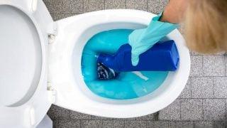 Cheiro da urina