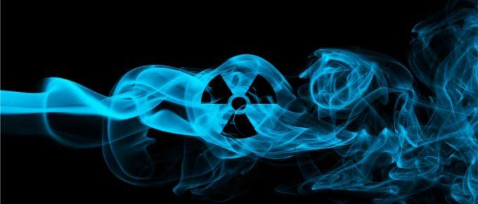 Radiação do cigarro
