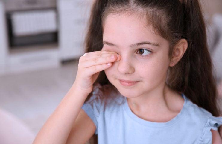 Picazón frecuente en los ojos