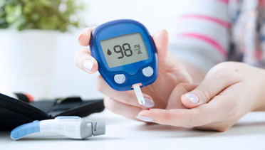 Primeiros sintomas do diabetes