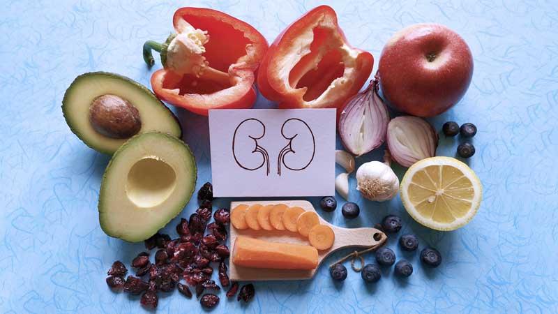 Dieta para cálculo renal