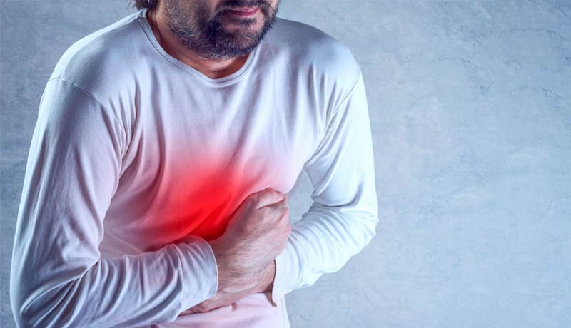 Gases y dolor en la boca del estomago