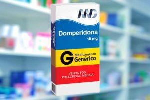 DOMPERIDONA – Para Qué Sirve, Dosis y Efectos Secundarios