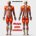 Dor Muscular Provocada por Remédios para Colesterol