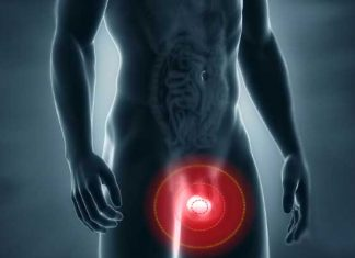 Dor nos testículos