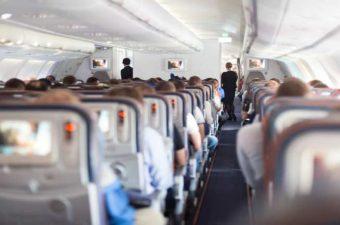 Problemas de saúde mais comuns em voos comerciais