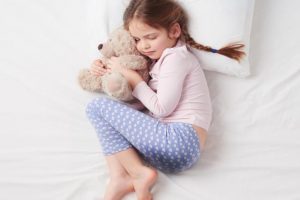 Enurese noturna – Xixi na cama