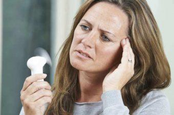 CALOR DA MENOPAUSA (fogacho e afrontamento) – Sintomas e tratamento