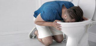 Vômitos - gastroenterite viral