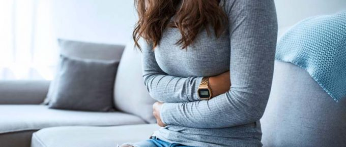Grávida menstruada