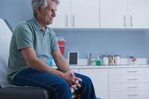 Hiperplasia prostática benigna – Aumento da próstata
