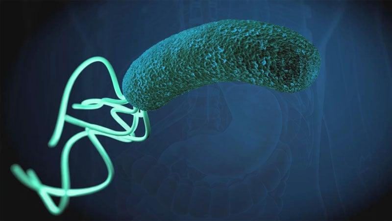 efectos secundarios del tratamiento para helicobacter pylori