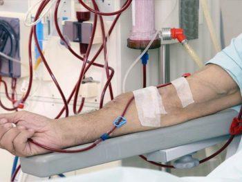 Insuficiência renal aguda - hemodiálise