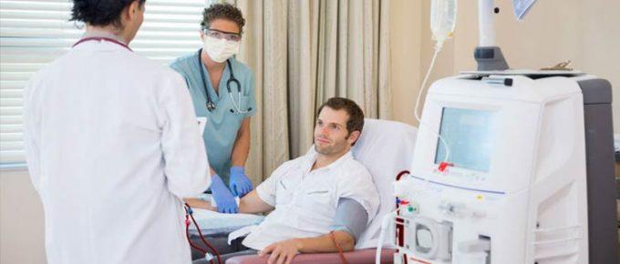 Diálise - insuficiência renal crônica