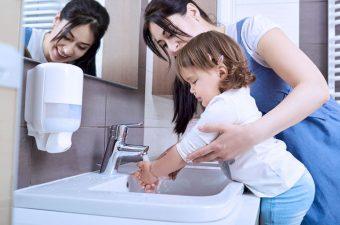 ¿Por qué lavar las manos es importante para evitar enfermedades?