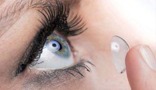 Lentes de contacto - complicaciones y cuidados 2