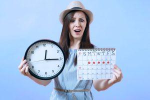 15 Causas de retraso menstrual