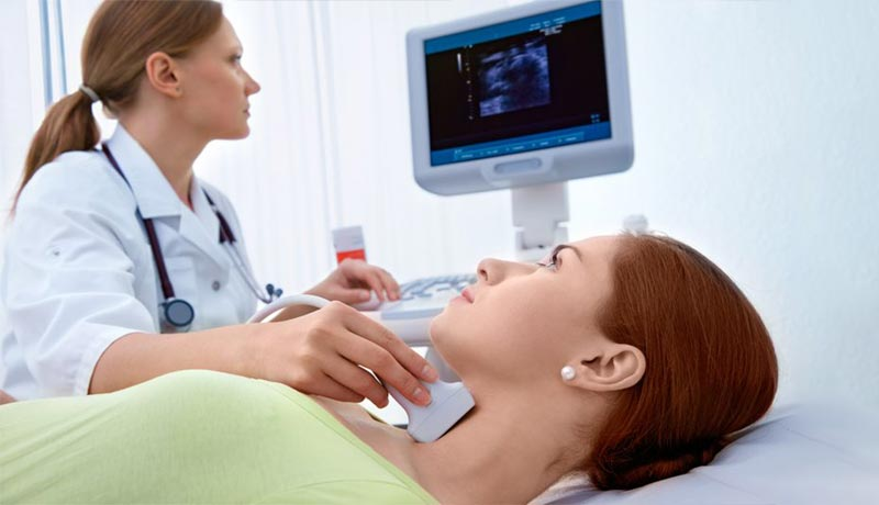 Nódulo de tireoide