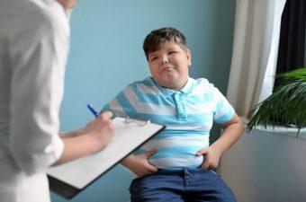 OBESIDADE INFANTIL – Causas, riscos e como evitar