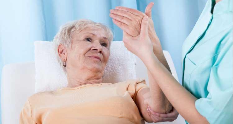 Vários profissionais da saúde lidam com a Osteoporose