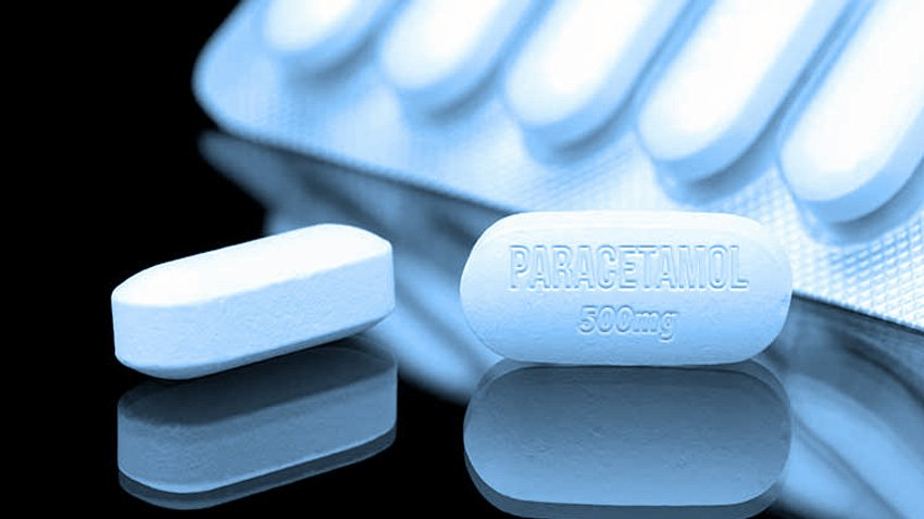 Paracetamol - acetaminofeno
