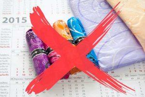 Tomar anticoncepcional para não menstruar faz mal?