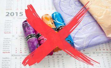 Retrasar menstruación