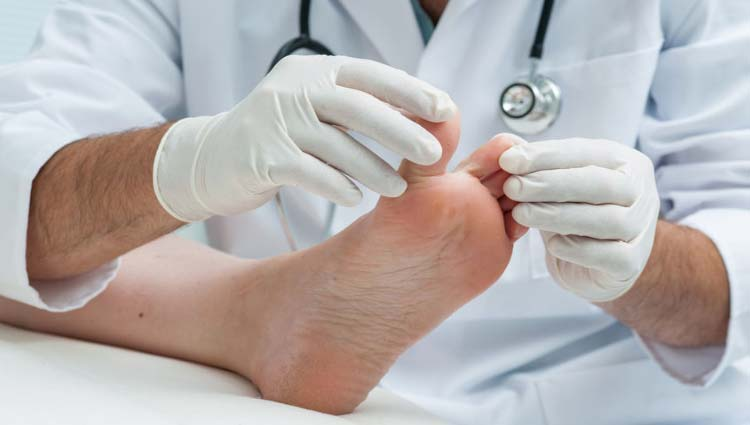medicina alternativa ardor en los pies