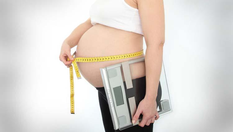Dieta para no subir tanto de peso en el embarazo
