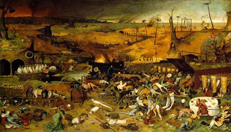 PESTE NEGRA – Historia, Síntomas y Tratamiento