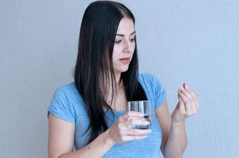Pilula e antibióticos