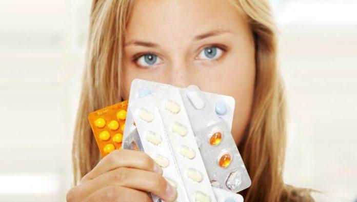 pílula anticoncepcional - interações