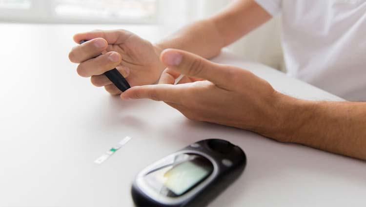 tachas droga sintomas de diabetes