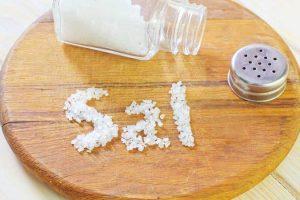 Peligros del consumo excesivo de sal