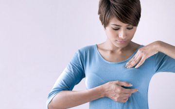 Sintomas do câncer de mama