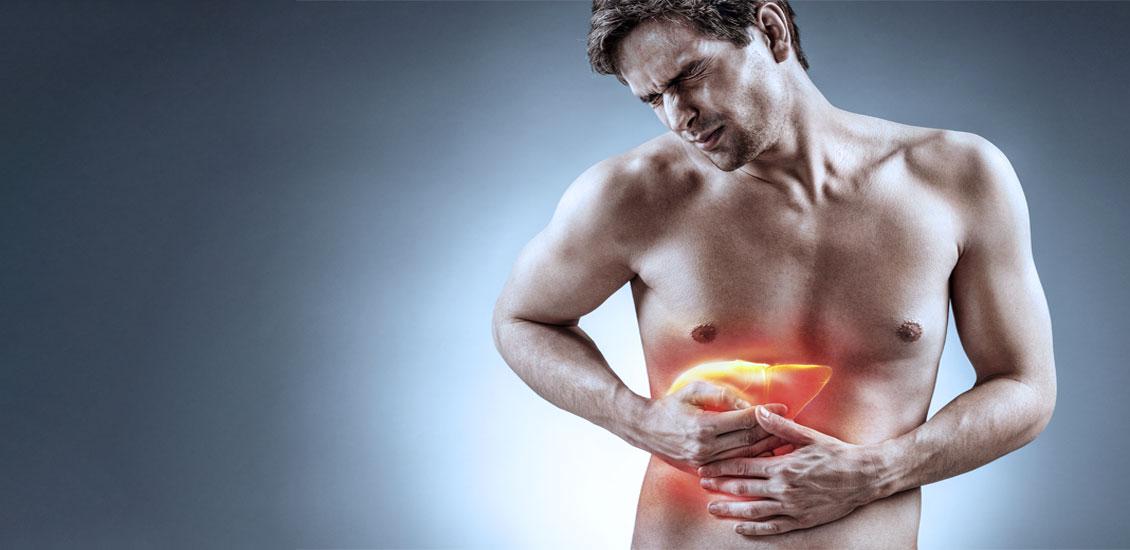 Sintomas do fígado
