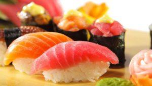 Sushi - embarazada