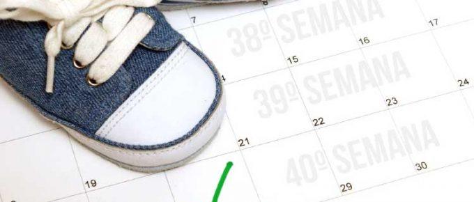 Tempo de gravidez